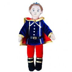 Prince Charming Finger Puppet