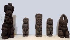 요하문명 - 흑피옥 조각