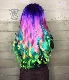 Resultado de imagem para candy color tinta de cabelo