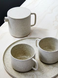 Beautiful ceramics made by Ghost Wares from Melbourne via The Design Files.