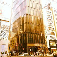 GUCCI GINZA in 東京, 東京都