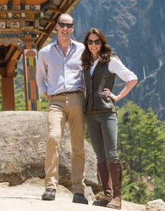 Kate Middleton Hikes in High Altitude for 5 Hours, Looks Perfect