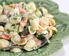 I posted this recipe for Smoked Salmon and Asparagus Pasta Salad when I started my blog several years ago. It's a recipe I make often and I have added a few updates over the years so I decided to repost it with a few changes that I think really brighten up the recipe. I serve [Read More]