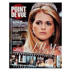 Point De Vue N° 2998 Du 04/01/2006 - Le Duc De Westmnster S'offre Les Puces De Paris - Le Petit-Fils De La Comtesse De Paris Se Marie - Leonor D'espagne - Chez Alaia - Le Film De Leur Vie - Princesses Et Reines.