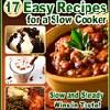"make some one a cook book!  ""17 Easy Recipes for a Slow Cooker"" Free eCookbook 