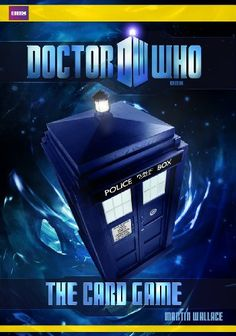 Doctor Who Card Game « Delay Gifts