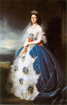 peinture de Franz Xaver Winterhalter