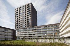 Appartementen en kantoren in Breda - alle projecten - projecten - de Architect