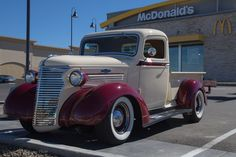 Vintage Pickup Trucks, Classic Pickup Trucks, Chevy Pickup Trucks, Chevy Pickups, Dodge Trucks, Chevrolet Trucks, Chevy 3100, Hot Rod Trucks, Cool Trucks