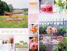 Dream garden party