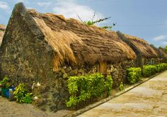 stone houses in Batanes Visit Philippines, Philippines Travel, Beautiful Buildings, Beautiful Places, Batanes, Asia, Dream Home Design, House Design, Portraits