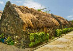 Stone houses ~ Batanes,Philippines