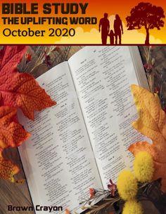 #BibleStudyTheUpliftingWord ←→ 😇 Bible Study The Uplifting Word - October 2020
