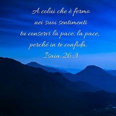 Isaia 26:3
