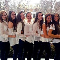 We love our sisters!