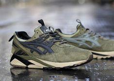 Asics Gel Kayano Trainer x Footpatrol 'Dark Olive' post image