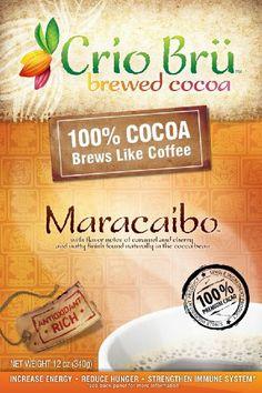 Crio Bru Maracaibo (12 oz) - http://teacoffeestore.com/crio-bru-maracaibo-12-oz/