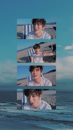 Aesthetic Iphone Wallpaper, Aesthetic Wallpapers, Nct 127, Jisung Nct, Beach Wallpaper, Wallpaper Lockscreen, Jung Jaehyun, Jaehyun Nct, Handsome Faces