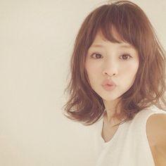 ☆アレンジ前の髪型☆ の画像|田中亜希子オフィシャルブログ Powered by Ameba