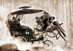 steam punk immages | steampunk40. Bombardier