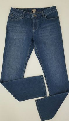 J jill women slim leg stretch size 4 denim blue jeans pants | Clothing, Shoes & Accessories, Women's Clothing, Jeans | eBay!