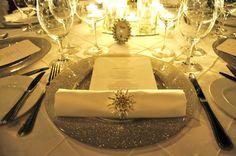 silver bling wedding http://www.facebook.com/EmmaCorrieDesigns #barbados#wedding#decor#design