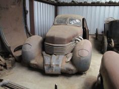 Salvage yard shut since 1953 finally sells its secrets | Motoramic - Yahoo Autos