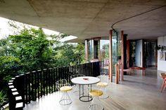 Planchonella House - Picture gallery #architecture #interiordesign #outdoor