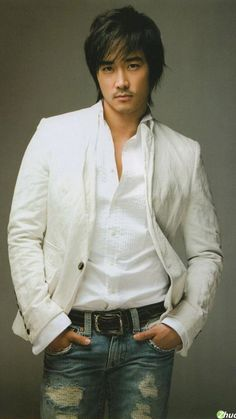 Song Seung-heon/ my most favorite Korean actor!!