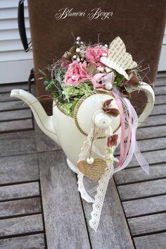 "Shabbycane "" by Rosenthal "" Shabbykanne von Rosenthal 65th Birthday, Gold Birthday, Kitchen Ornaments, Powder Manicure, Decoupage Vintage, Deco Floral, Egg Crafts, Unicorn Party, Home Decor Ideas"