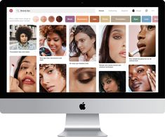 Building a more inclusive way to search Lab Color Space, Cross Functional Team, Angels Beauty, Simple Eyeshadow, Dark Skin Tone, New Skin, Unique Image, Pin Image, Weekend Is Over