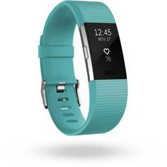 Fitbit Charge 2 Activity Tracker + Heart Rate, Blue