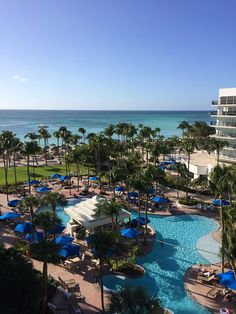 Aruba Marriott and Stellaris casino