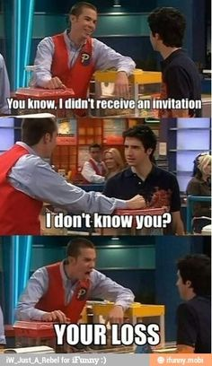 DRAKE AND JOSH!!!: D I love Crazy Steve!!!!!