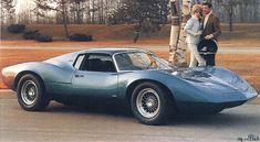 1968 Chevrolet Astro II concept