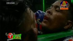 Chan Sinat Vs  Kasem Thai Boxer, khmer Boxing, BTV Boxing this week, 16 ...