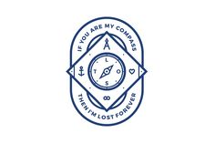 5 Badges inspired by real Song lyrics. #sea #compass #quote