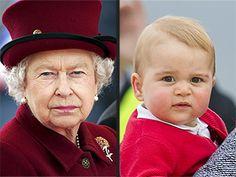 Prince George vs. Granny: It's a Faceoff!