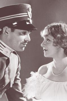 Clark Gable & Helen Hayes in The White Sister (1933)