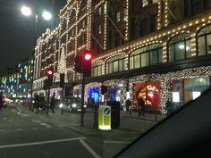Harrods Christmas 2012