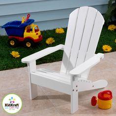 KidKraft Kid's Adirondack Chair & Reviews | Wayfair