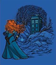 Merida and the Doctor