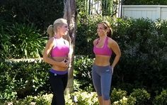 5 Minute Burn Glutes with Natalie Jill and Shelli Pelly - Natalie Jill Fitness | OFFICIAL SITE