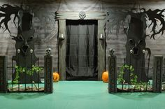 DIY Halloween : DIY Haunted House Ideas : DIY Halloween Decor