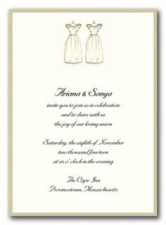 unique wedding invitations. Hey! That's my name lol
