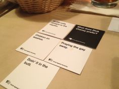 cards against humanity - Google Search