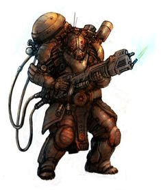 Power Armor / Power Suit / Exo-Skeleton - Page 4 -. Character Concept, Concept Art, Character Design, Main Character, Sci Fi Armor, Future Soldier, Dinosaur Art, Suit Of Armor, Iconic Characters