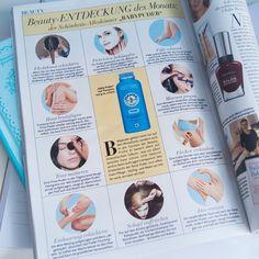 Die absolute Geheimwaffe für Pflege, Styling und Make-up? Penaten® Babypuder! Was das Beauty-Wunder alles kann, könnt ihr in der Februar-Ausgabe der @Maxi lesen. :-)