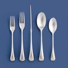Dansk Torun 5-piece Stainless Flatware Place Setting | Overstock.com Shopping - The Best Deals on Place Settings