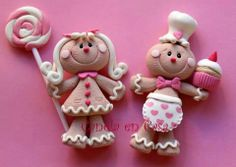 Need to start making my own ornaments for my candy&sweets Christmas tree